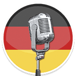 Speaking in German