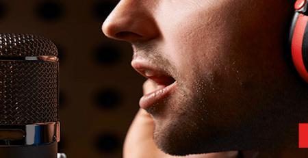 English Voice Over & Dubbing