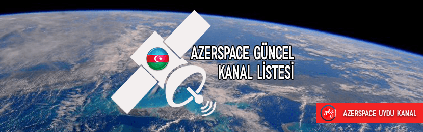 Azerspace 1 Satellite Frequency List | Updated 2019 | My Production