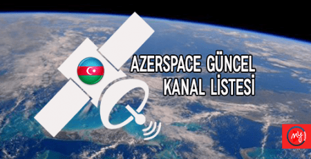 Satellite Channels List of Azerspace 2018