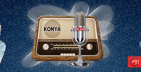 Konya Radio Frequencies 2019