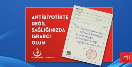 Sağlık Bakanlığı Gereksiz Antibiyotik Kullanımı Santral Karşılama Anonsları