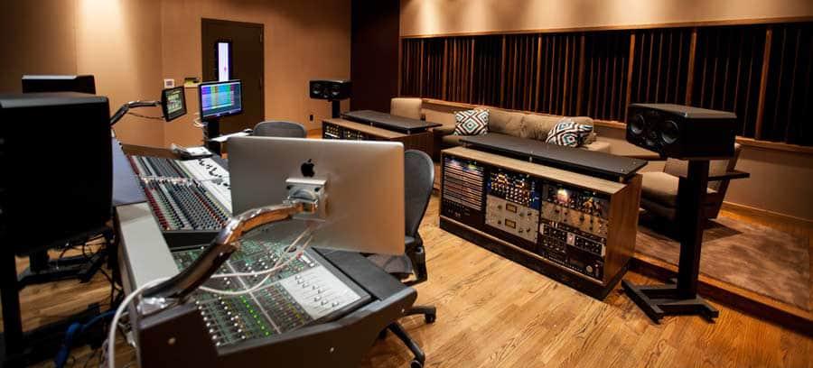 Ses Yalıtımlı Seslendirme Stüdyosu 2019
