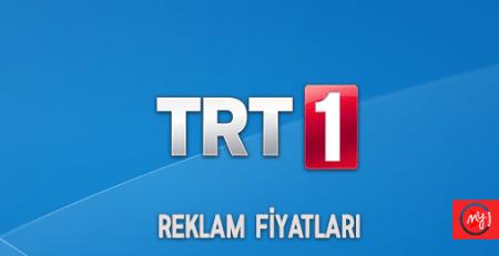 TRT1 Reklam Fiyat Listesi