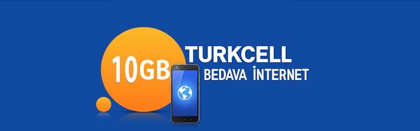 Turkcell Bedava İnternet Kampanyası 2019