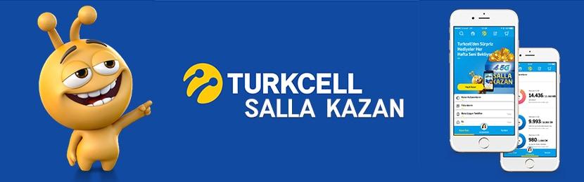 Turkcell Salla Kazan Hediye Paketleri 2019