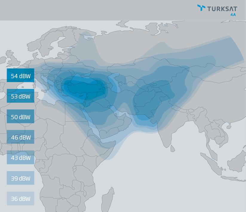 Türksat 4A Uydusu 2018 Güncel
