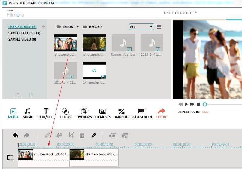 Video Seslendirme Programı Wondershare Filmora